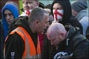 EDL in Barking