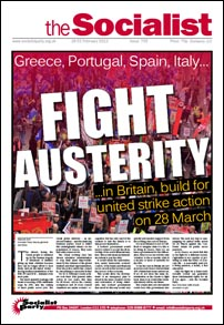 The Socialist issue 705