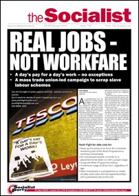 The Socialist issue 706