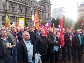 Glasgow sparks