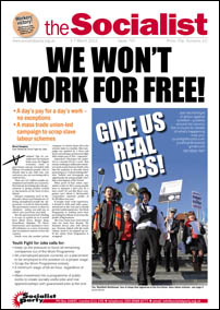 The Socialist issue 707