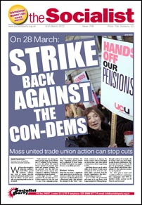 The Socialist issue 708