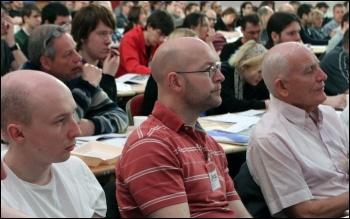 Socialist Party congress 2012, photo Senan
