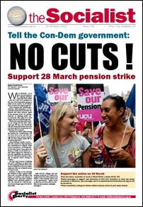 The Socialist issue 710