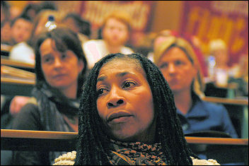 Socialist Party congress 2008, photo Paul Mattsson