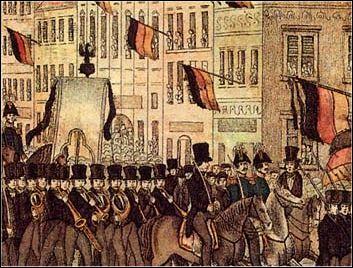 1848 Revolution in Berlin