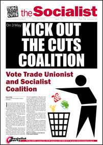 The Socialist issue 712
