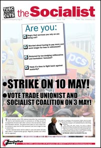 The Socialist issue 714