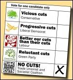 Vote TUSC postcard
