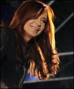Argentina's Peronist president Cristina Kirchner, photo BBC