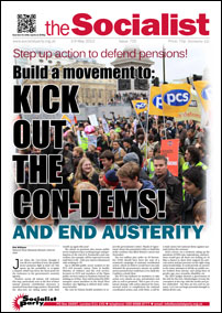 The Socialist issue 716