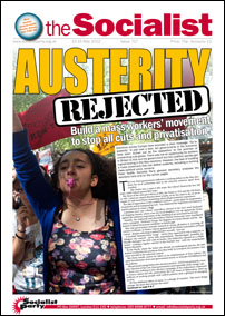 The Socialist issue 717