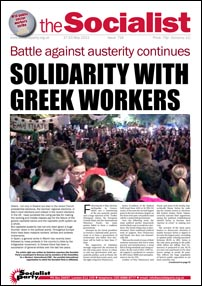The Socialist issue 718
