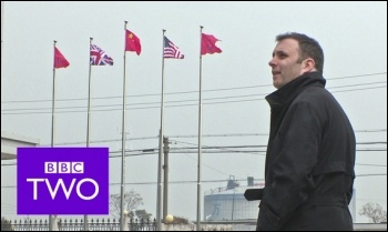 The Town Taking On China 1/2 - BBC documentary, photo by BBC