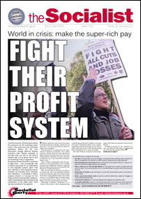 The Socialist issue 723
