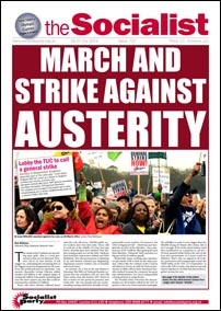 The Socialist issue 727