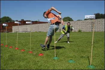YFJ Austerity Games, 23.7.12, photo Paul Mattsson