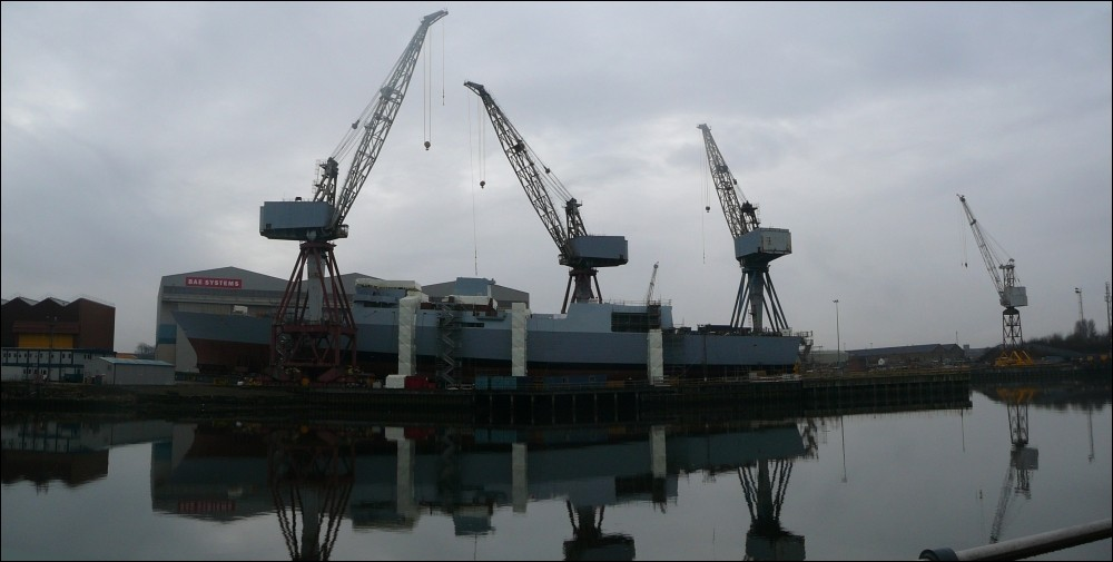 Socialist Party Bae Takes The Axe To Shipyards Defend