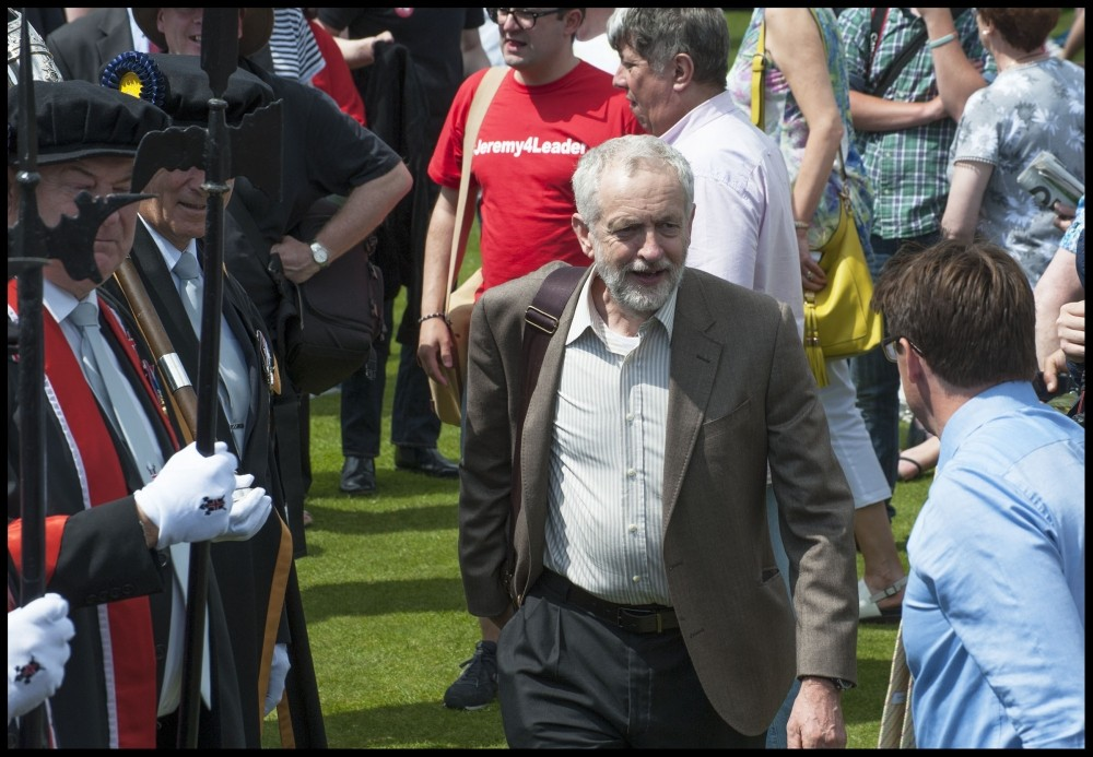 Defend Corbyn campaign: 'Momentum' must mobilise for real and lasting change