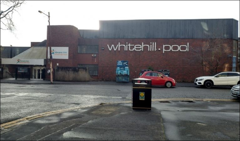 Socialist Party Glasgow Huge Turnout To Fight Closure Of Whitehill Pool