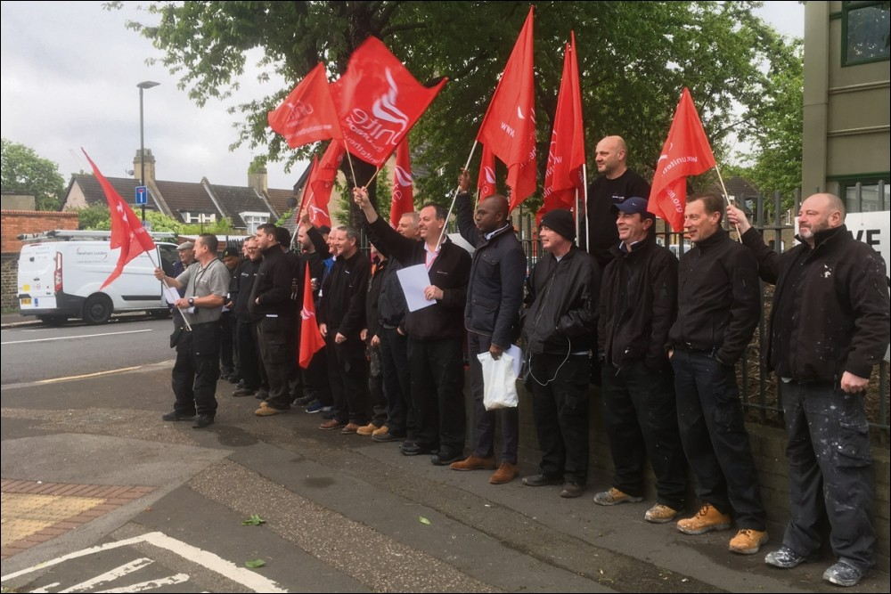 Newham housing repairs workers announce strike dates | The